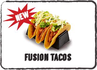 Crunchy Fusion Tacos