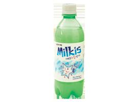 milkis menu item