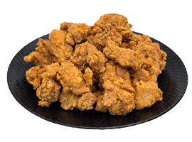 boneless chicken menu item