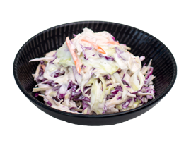 coleslaw menu item